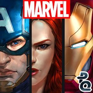 Marvel Puzzle Quest  |  Juegos Puzle