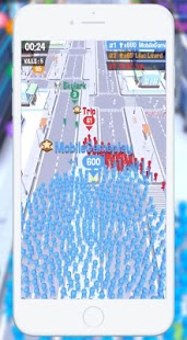 Crowd City.io Screenshot