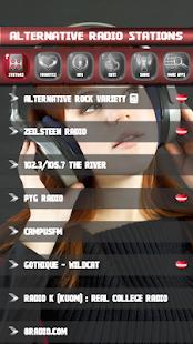 Alternativní rozhlasové stanice - náhled