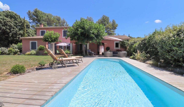 Villa avec jardin et terrasse Trans-en-Provence