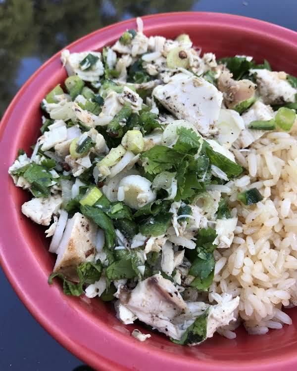 Bbq Nepali Chicken Recipe