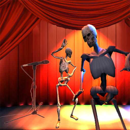 我的舞蹈骨架 娛樂 App LOGO-APP試玩
