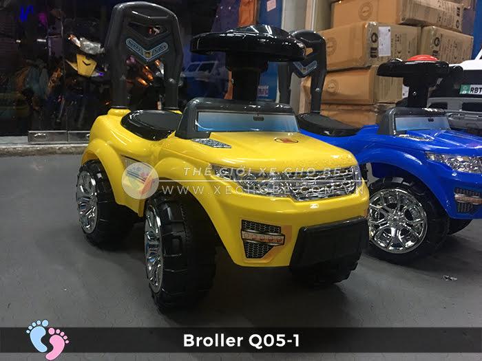 Xe chòi chân ô tô Broller Q05-1 6