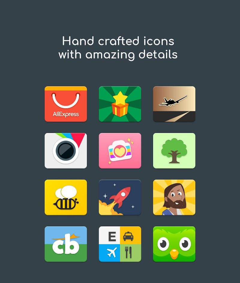 Card UI - Material Cards Icon Pack Screenshot 4