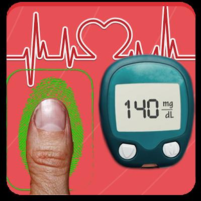 Blood Sugar Test Checker Prank