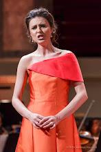 Photo: ABSCHIEDSKONZERT JOSÉ CARRERAS am 22.3. 2017 im Wiener Konzerthaus. Valentina Nafornita (Sopran). Copyright: DI. Dr. Andreas Haunold