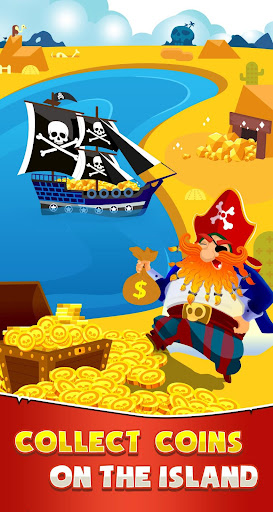 Pirate Captain-Merge & Idle Game