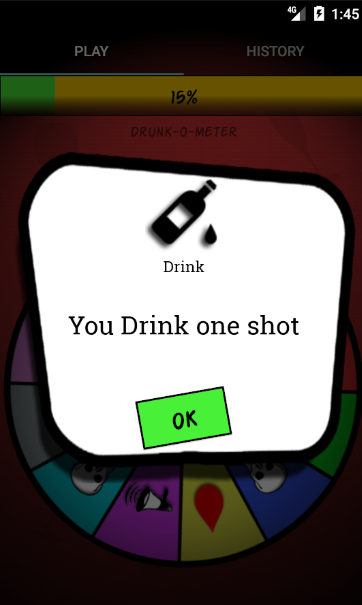 Embriagados: Drinking Game- screenshot