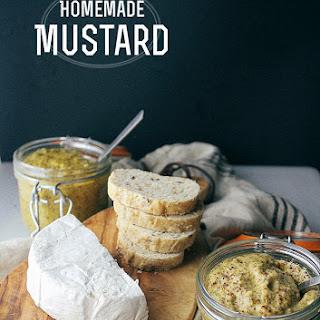 Homemade Honey Curry Mustard
