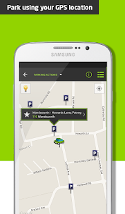 Parkmobile Parking- screenshot thumbnail