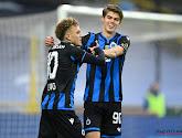 Noa Lang is verkozen tot beste speler van de maand januari bij Club Brugge