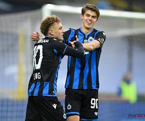 Club Brugge en Waasland-Beveren hebben de grootste talenten in de Jupiler Pro League