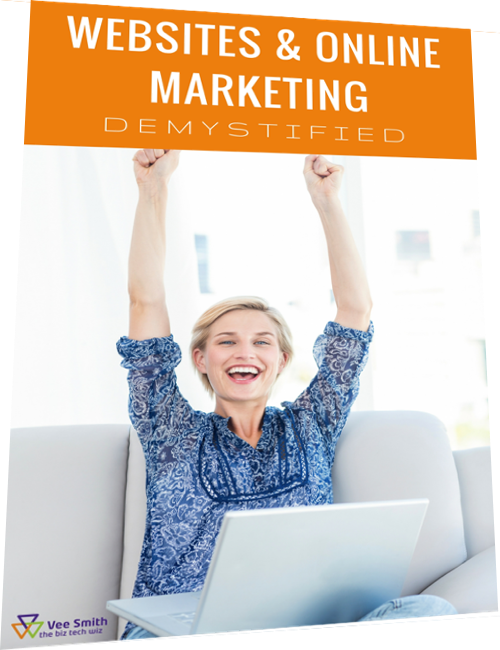 Websites and online marketing demystified