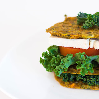 Raw Vegan Indian Spiced Bread