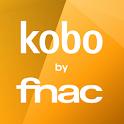 Kobo by Fnac - eBooks et Livres audio icon