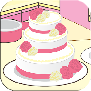 Rose Wedding Cake maker for PC and MAC