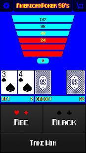 American Poker 90's - náhled
