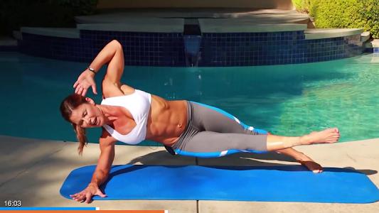 Yoga Core Workout screenshot 0