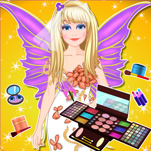 Fairy Wedding Dress up and Makeup