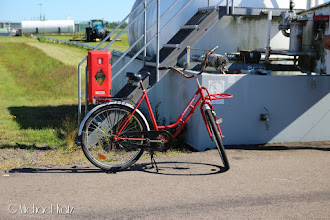 Photo: Sykkelen til Fuel-mannen