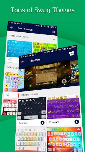 FancyKey Keyboard - Emoji, GIF 2.1 screenshots 5