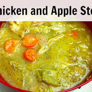 Chicken & Apple Stew