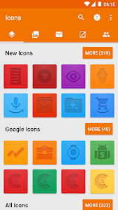Gaufrer - Icon Pack v1.6