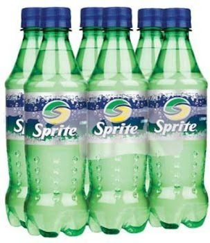 Sprite Lemon Lime Soda - 6 Pack