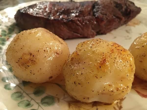 Patate Al Forno (pan-roasted Potatoes)