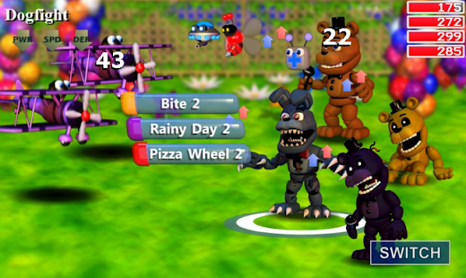 Free FNaF World Guide