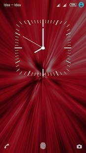 Big Bang Red XP Theme - náhled