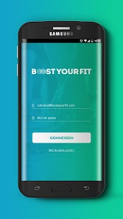 BoostYourFit Corporate- screenshot thumbnail