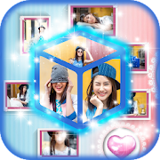3D Photo Collage Maker 2018