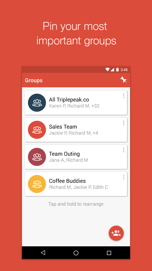 Cotap - Business Messaging - screenshot