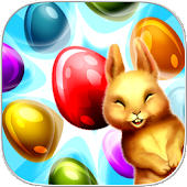 Easter Eggs: Fluffy Bunny Swap