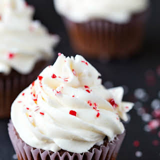 Whipped Peppermint Buttercream Frosting.