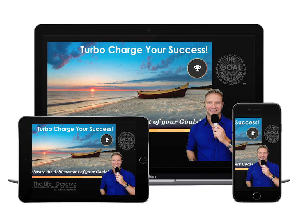 Turbo Charge Your Success - Screens
