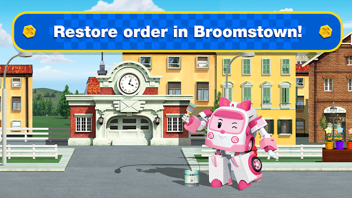 Robocar Poli: City Games 1.0 screenshots 6