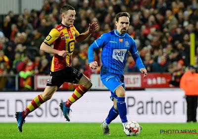 """Sven Kums sera suspendu contre Anderlecht : """"Plus nerveux que si j'étais sur la pelouse"""""""