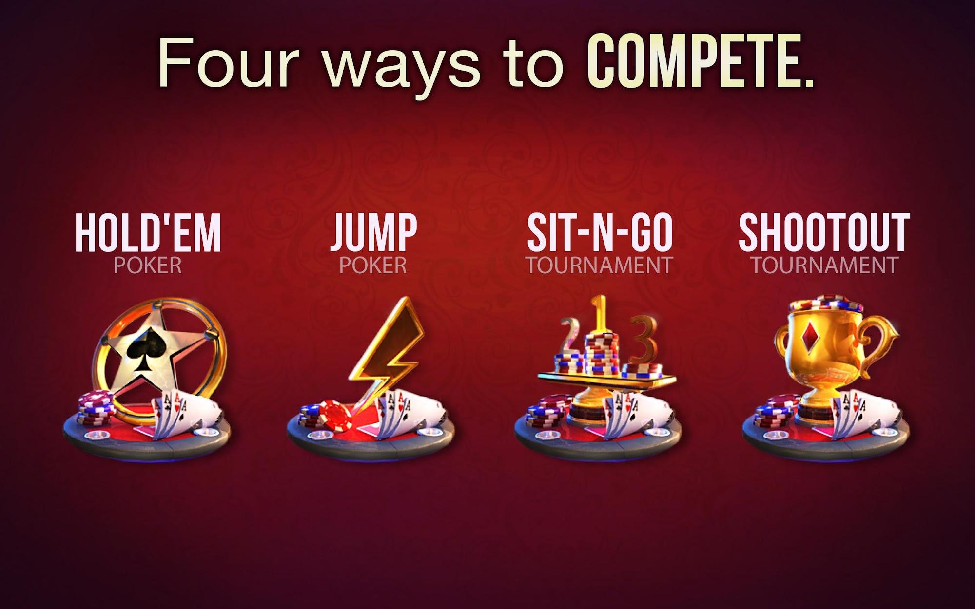 Zynga Poker – Texas Holdem screenshot #8