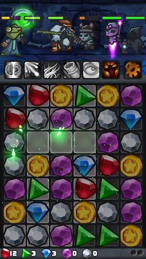 Match 3 Fantasy captures d'u00e9cran 2