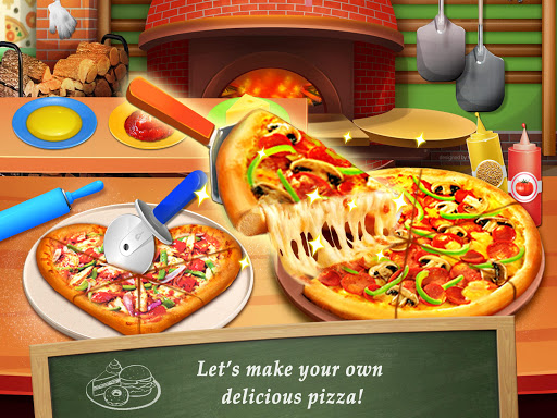 School Lunch Maker! Food Cooking Games 1.6 screenshots 6