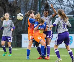 Anderlecht B l'emporte 15-0 en Division 2 (3ème échelon)