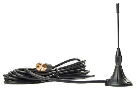 Antenn med 3 m kabel