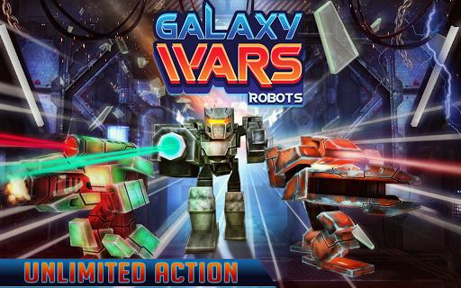銀河戰爭:機器人