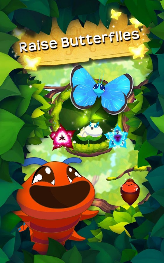 Flutter: Butterfly Sanctuary- screenshot