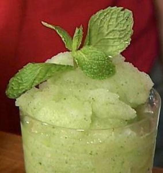 Boozy Lime Slush Recipe