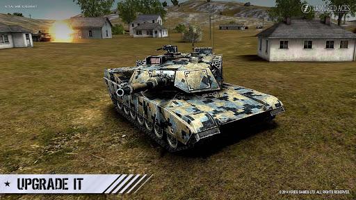 Armored Aces - 3D Tank War Online 3.0.3 screenshots 19
