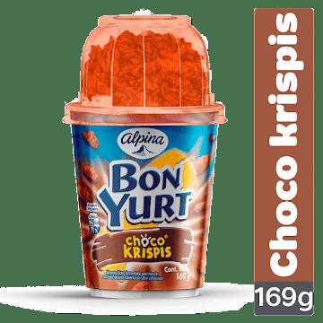 Bon Yurt ALPINA Choco   Crispis x169g