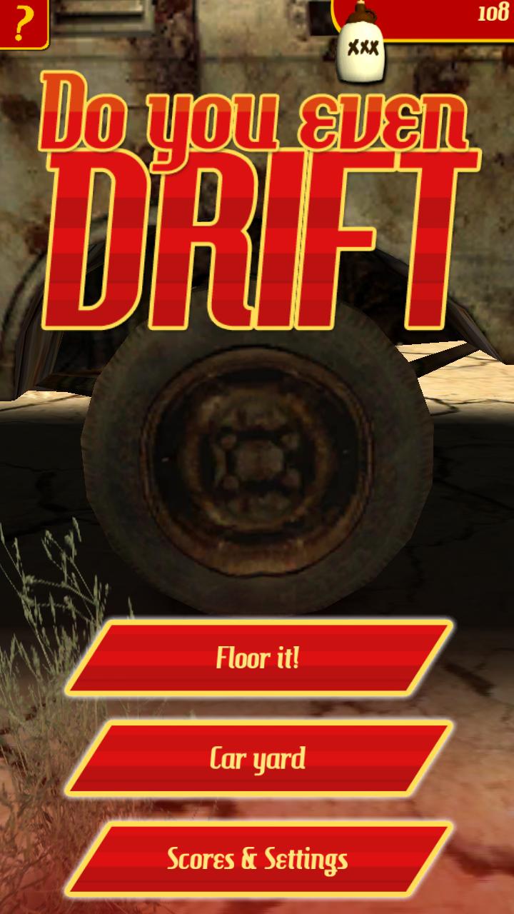 Скриншот Do You Even Drift